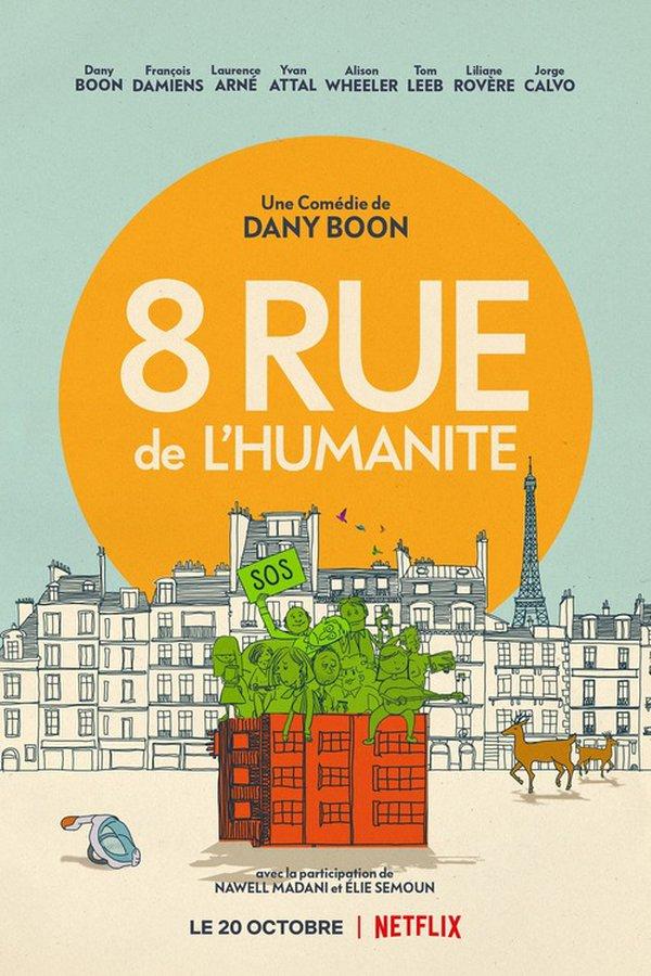 Download pelo celular 8 Rue de L'Humanité Qualidade boa
