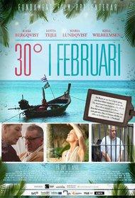 30 Degrees In February