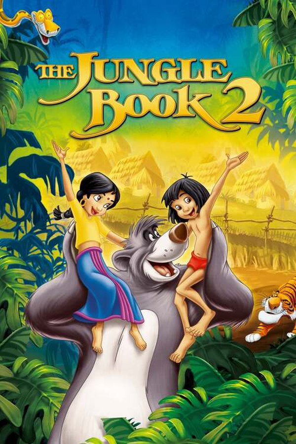 Regarder Le Film The Jungle Book 2 En Streaming Betaseries Com