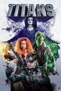 Poster de la série Titans (2018)