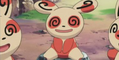 going for a spinda