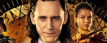 Affiche de Loki.